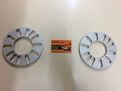 WHEEL SPACERS 9MM SHIMS SOLID ALLOY WHEEL SPACERS 4 AND 5 STUD